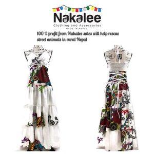 Boho Colorful Tiered Corset Back Maxi Dress